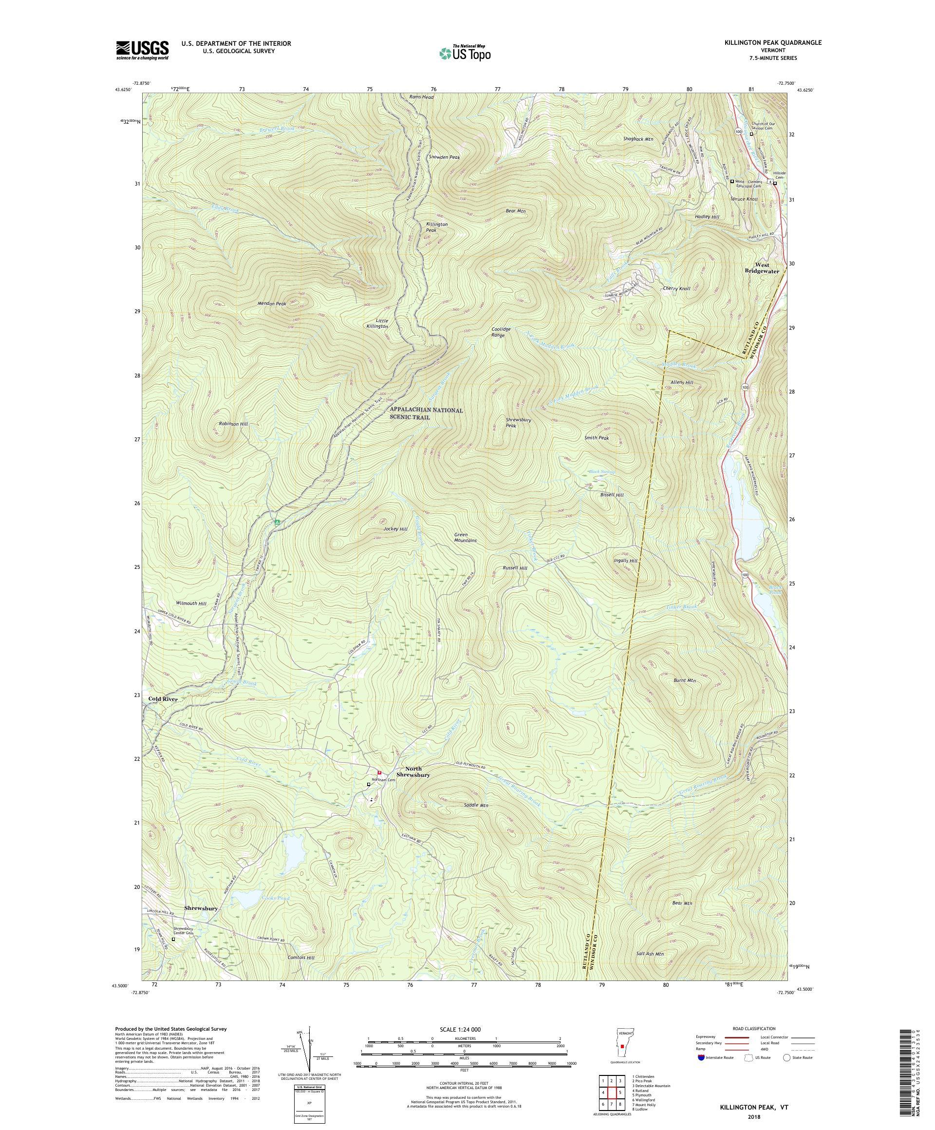 MyTopo Killington Peak, Vermont USGS Quad Topo Map on burlington vt map, glastenbury vt map, jacksonville vt map, danby vt map, west dover vt map, sutton vt map, north ferrisburgh vt map, saxtons river vt map, green mountains vt map, rutland vermont map, averill vt map, hiking long trail vt map, berkshire vt map, vermont airports map, pownal vt map, castleton vt map, post mills vt map, manchester vt map, mount mansfield vt map, holland vt map,