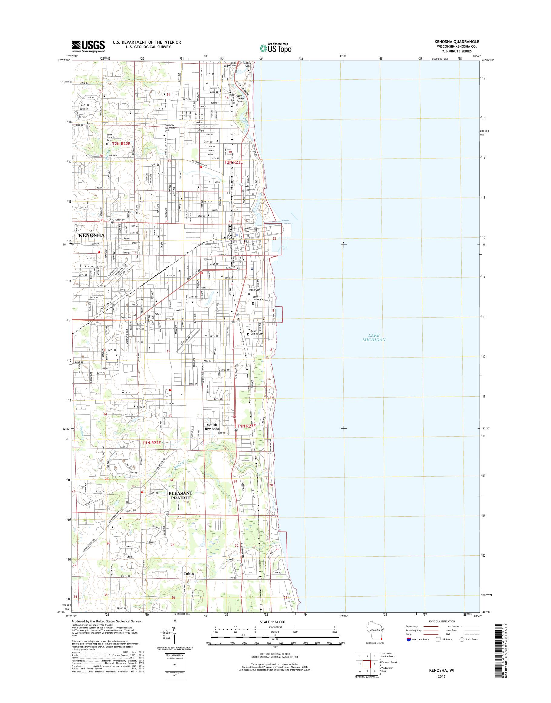 MyTopo Kenosha, Wisconsin USGS Quad Topo Map on attleboro massachusetts on map, ann arbor michigan on map, bozeman montana on map, kenosha cowi map, kenosha wi, kenosha county map, huntsville alabama on map, portsmouth virginia on map, southeast wisconsin map, fargo north dakota on map, wisconsin county map, trout lake wisconsin map, everett washington on map, kenosha wisc, terre haute indiana on map, city of kenosha wisconsin map,