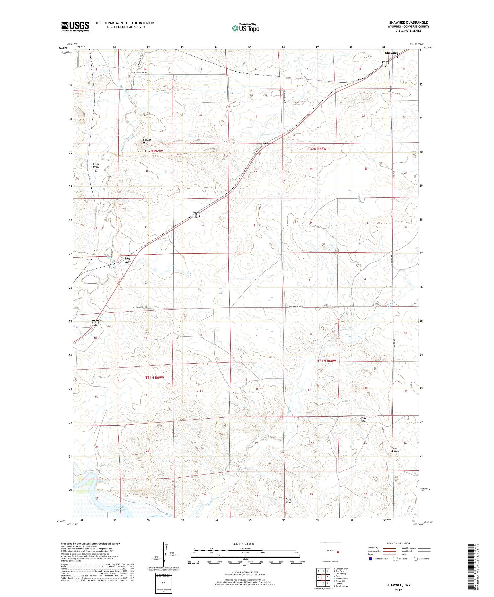 MyTopo Shawnee, Wyoming USGS Quad Topo Map on shinnecock indian nation map, santa fe map, lochbuie map, northwest oklahoma city map, inola map, raytown map, alabama-coushatta tribe of texas map, ohio national map, bennettsville map, northwest indian war map, alcova map, town of wheatfield map, cedartown map, boston map, charleston map, winnebago tribe of nebraska map, idabel ok map, eastern band of cherokee indians map, medicine lodge map, coushatta tribe of louisiana map,