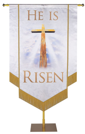 Best Selling-Embellished Banners Featuring The Names of Christ