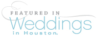 Weddings in Houston Featured Badge