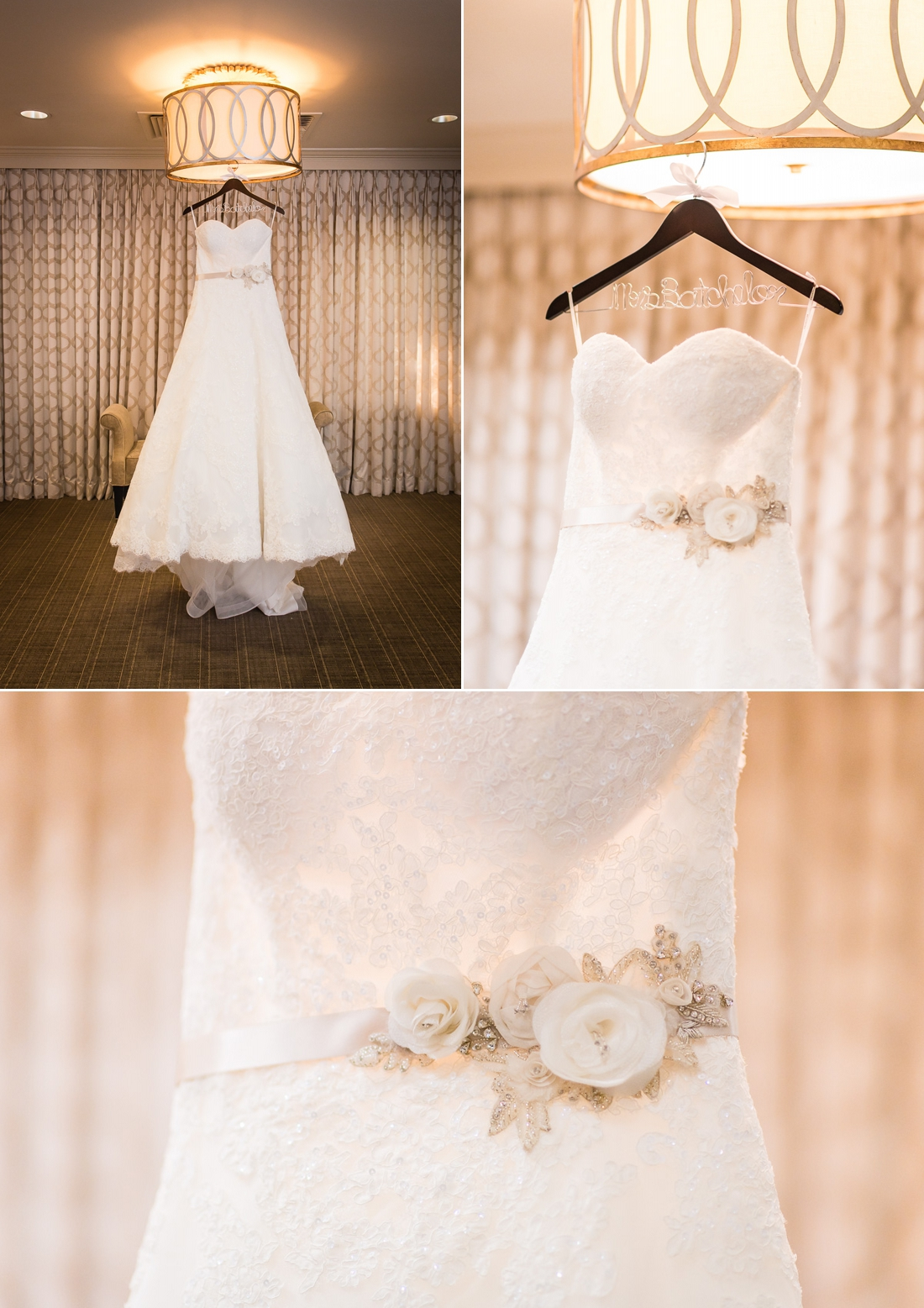 Wedding Dress Photo Ideas Pine Forest Country Club Wedding