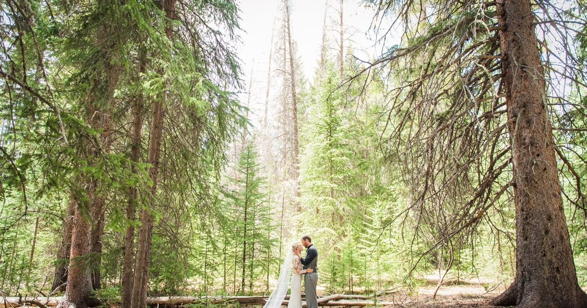 Romantic Elopement and Small Wedding