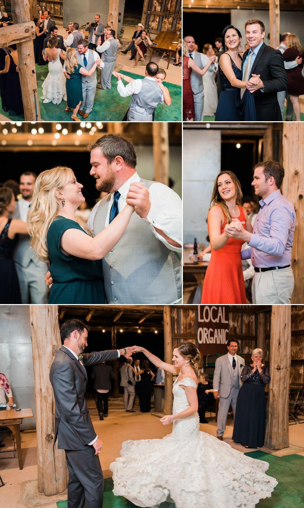 Montesino Ranch Wedding Reception