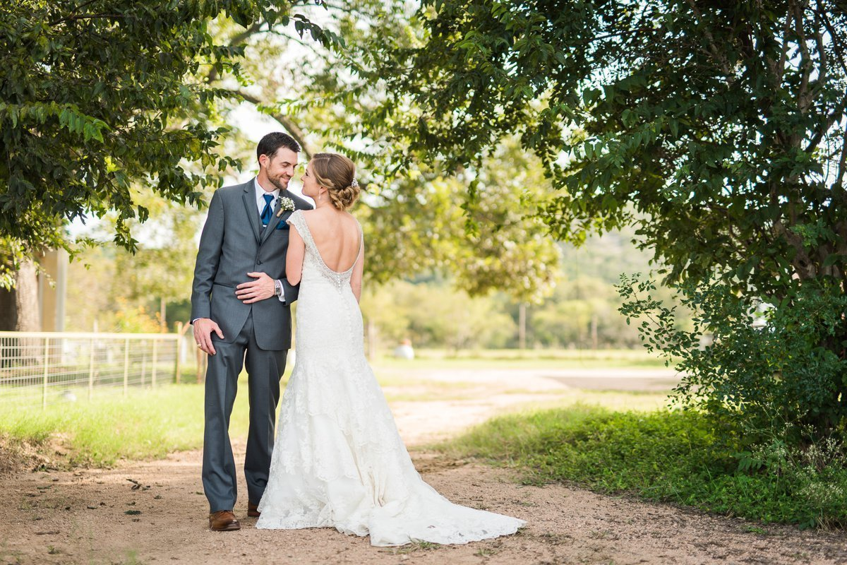 Montesino Ranch Wedding Bride and Groom