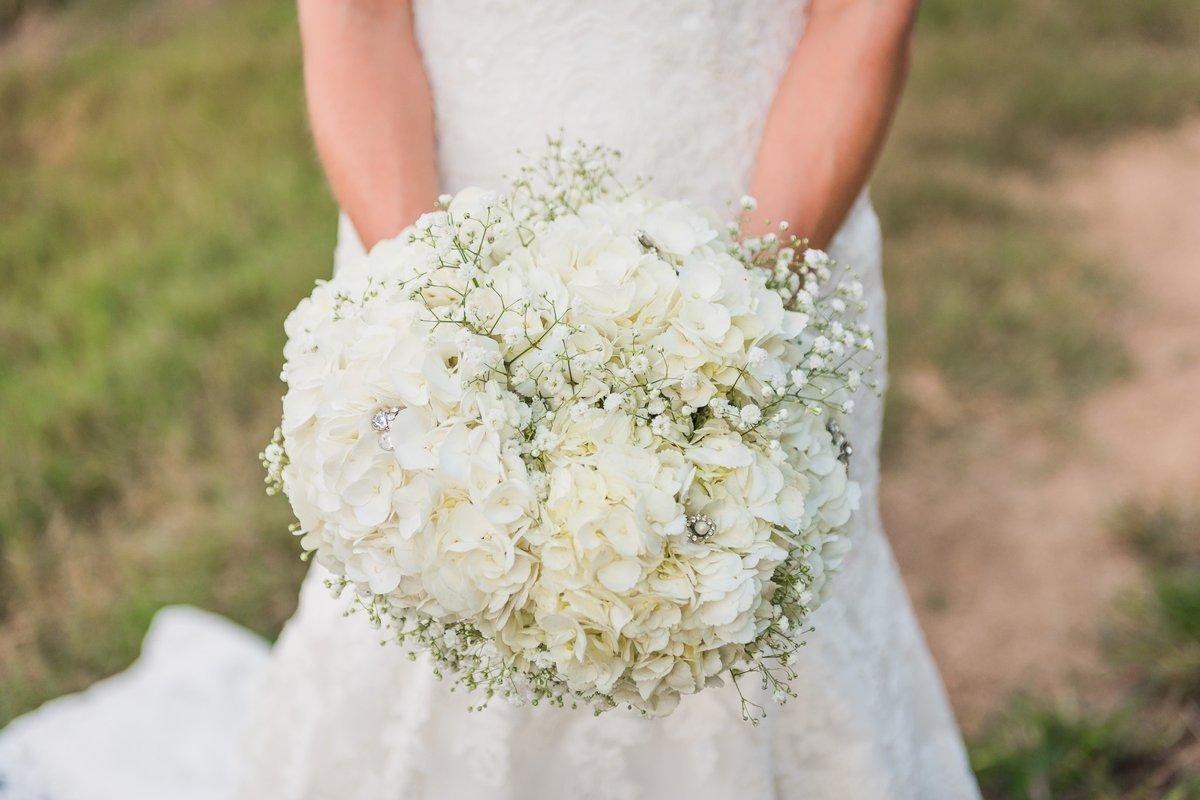 Montesino Ranch Wedding Bridal Bouquet