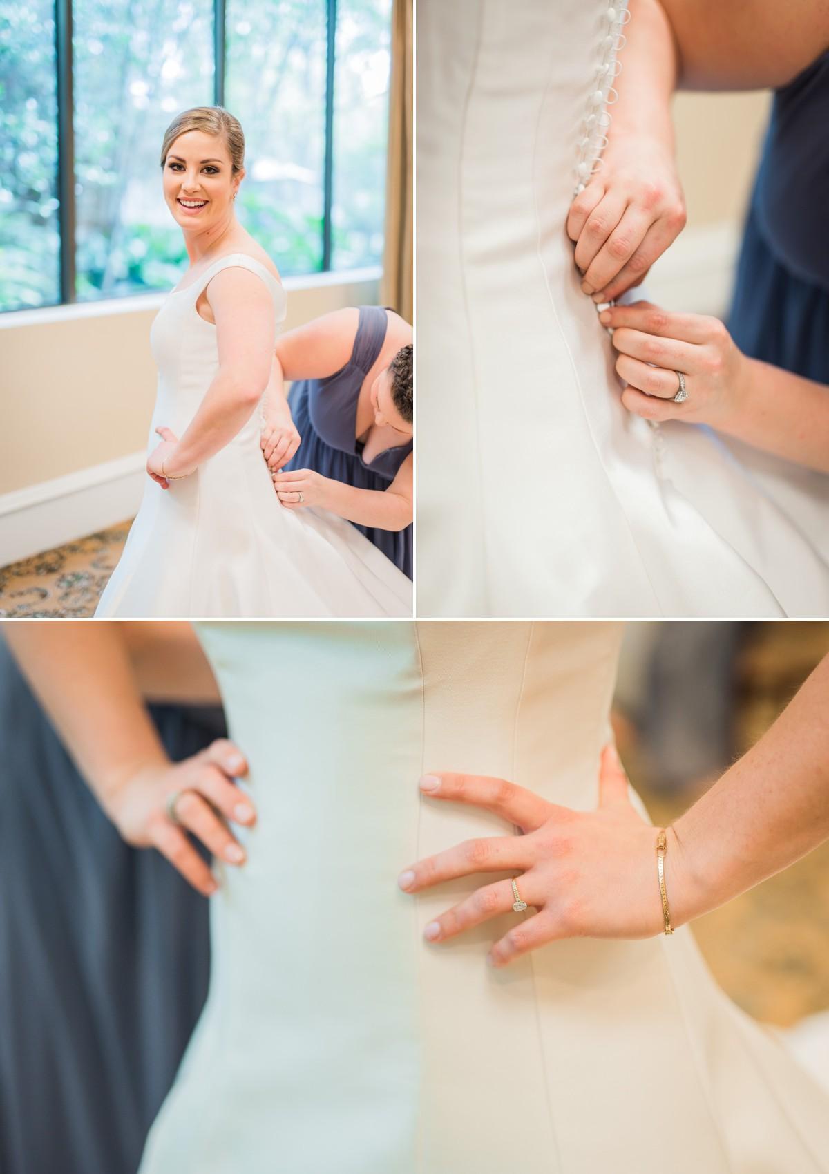 Lauren Wedding Dress Makeup photos