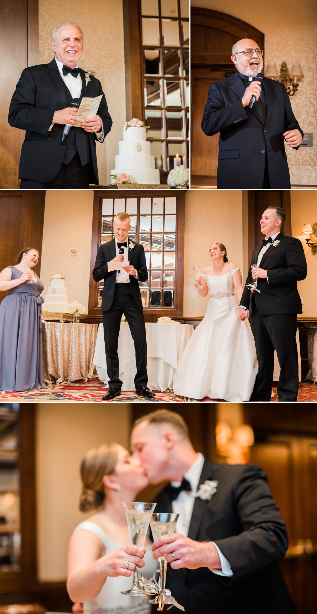 Houstonian Hotel Wedding Photos of Lauren & Ben