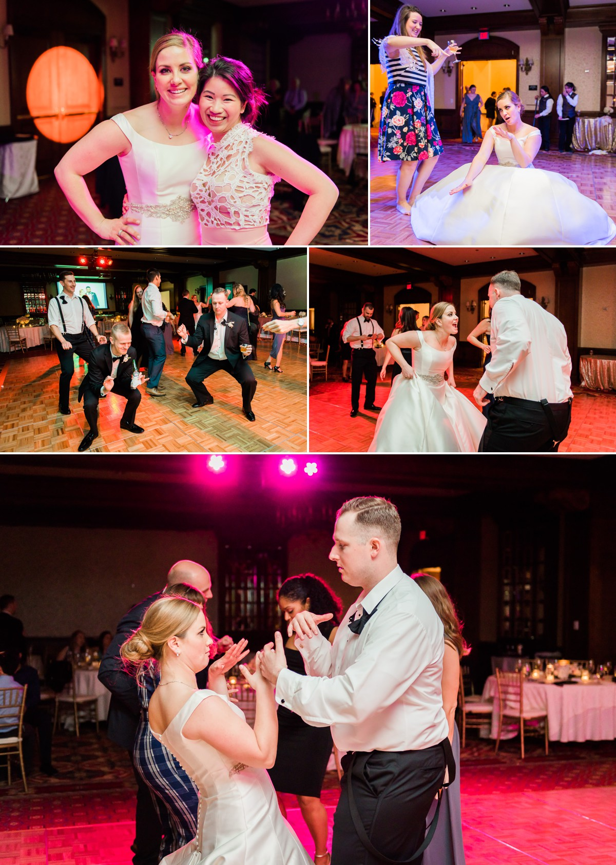Lauren & Ben Wedding Photos at Houstonian Hotel Wedding