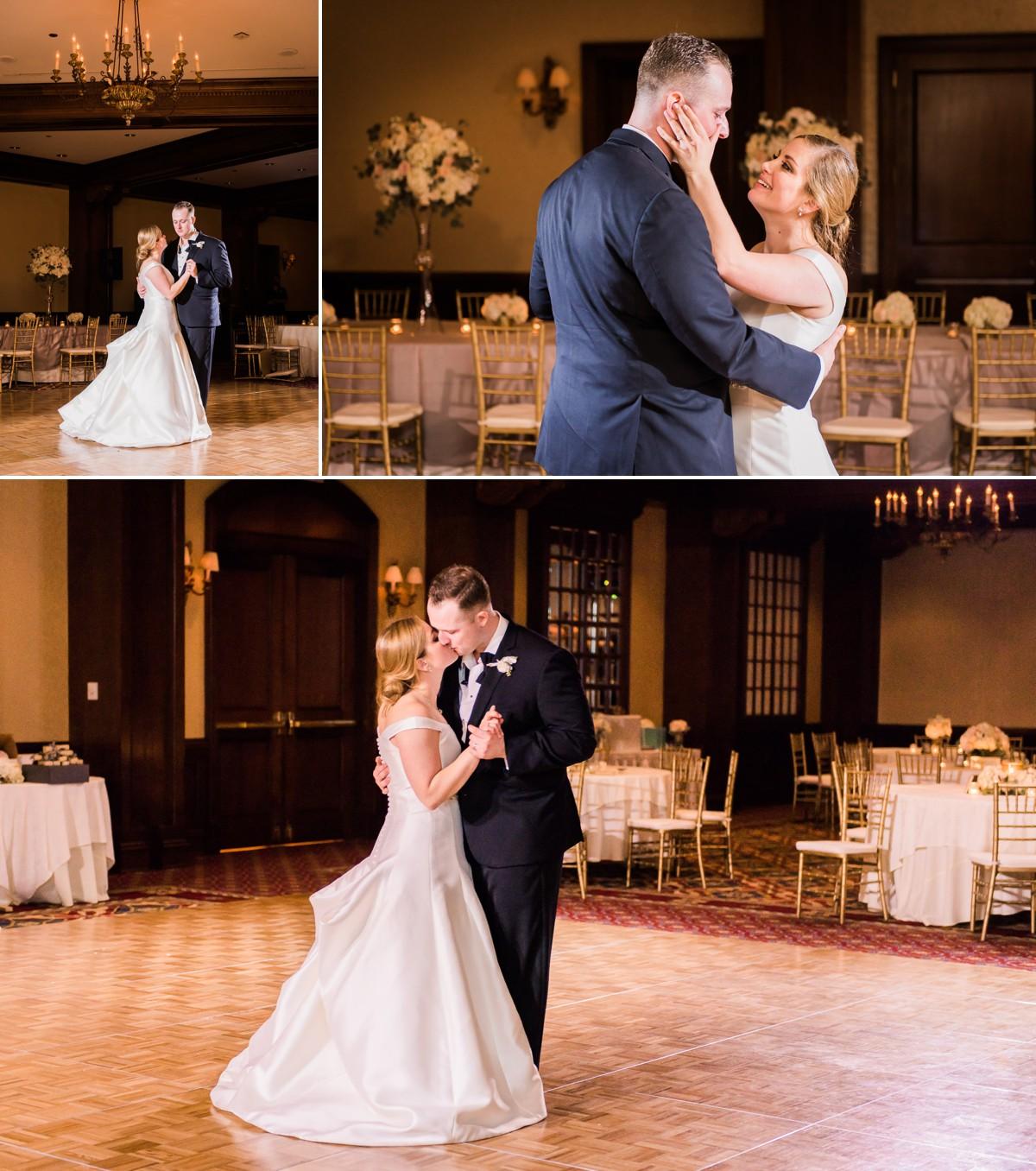Houstonian Hotel Wedding Last Dance