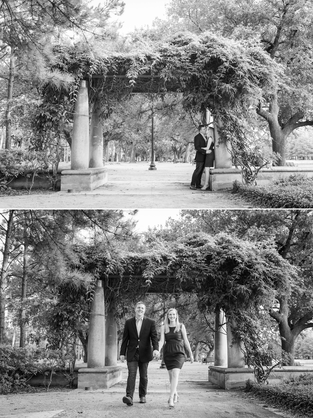 Engagement Photography Houston of Kathryn & Greg