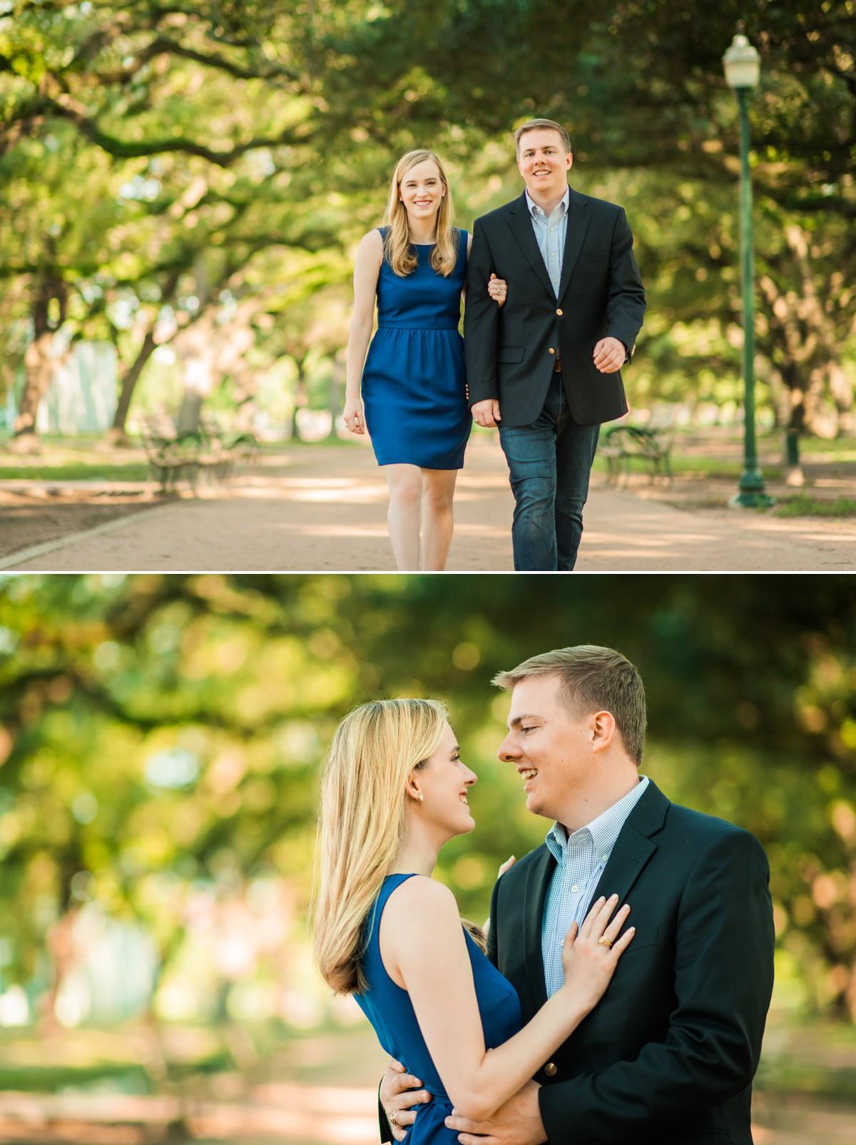 Engagement Photography Houston