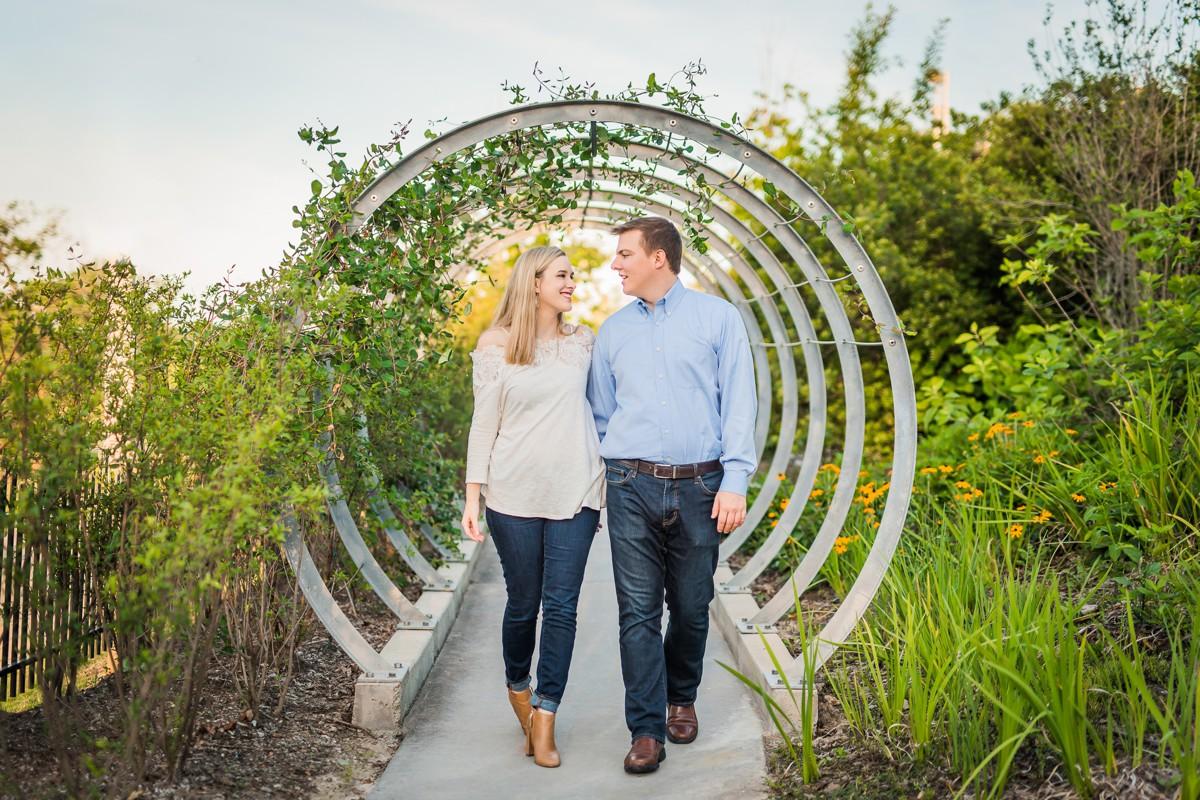 Houston Engagement Photography of Kathryn & Greg