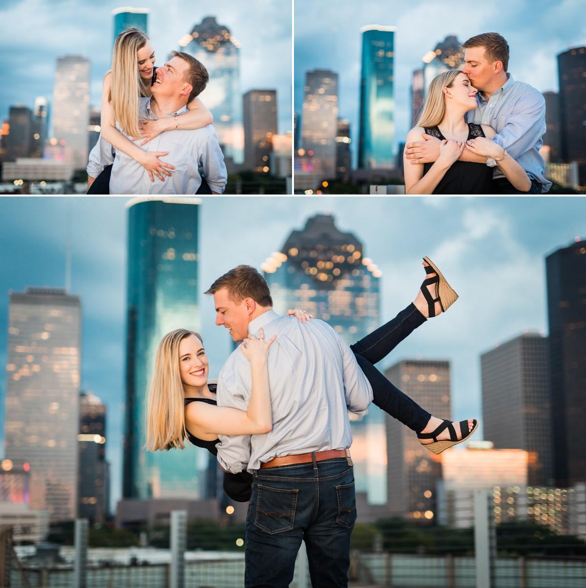Kathryn & Greg Engagement Portrait
