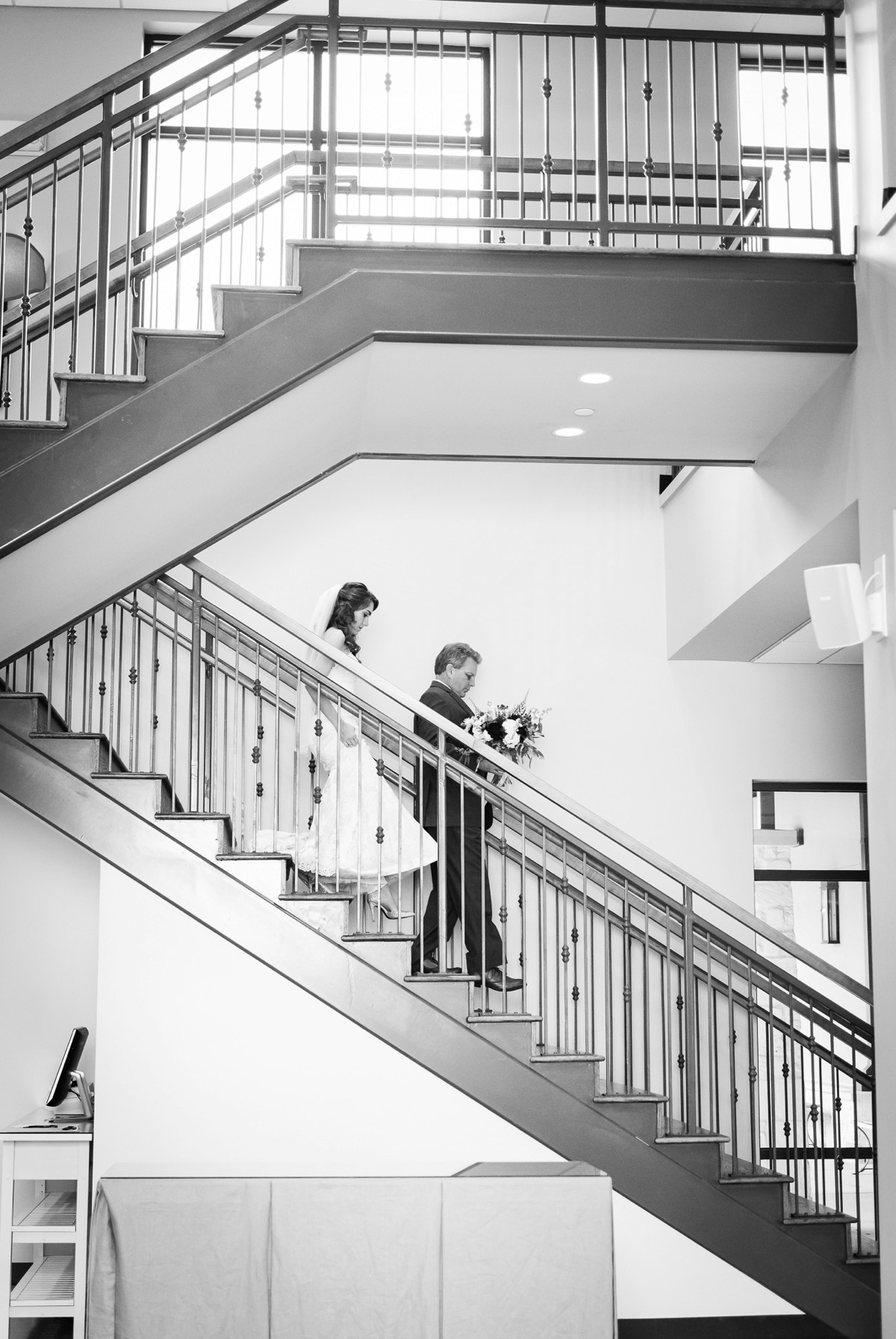 Lauren & Ross Wedding Photos by Nate Messarra
