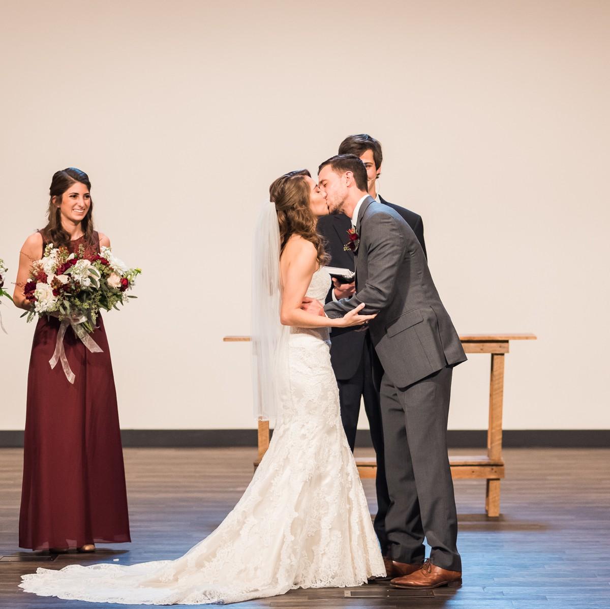 Lauren & Ross Wedding Photos at Majestic Metro