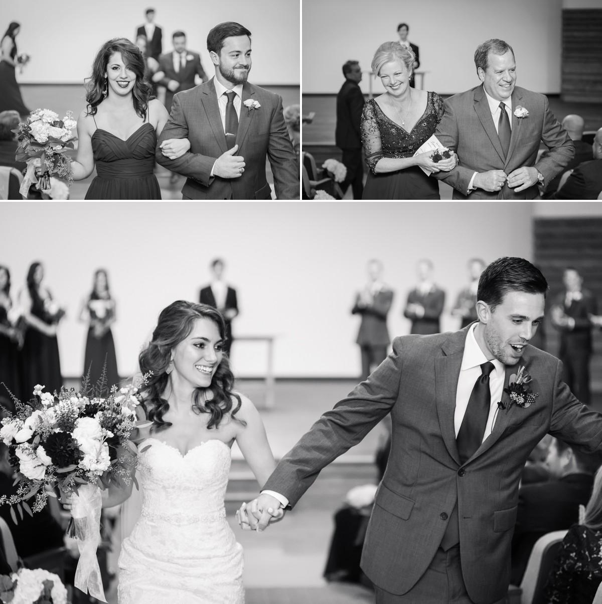 Lauren & Ross Wedding Photos in Houston