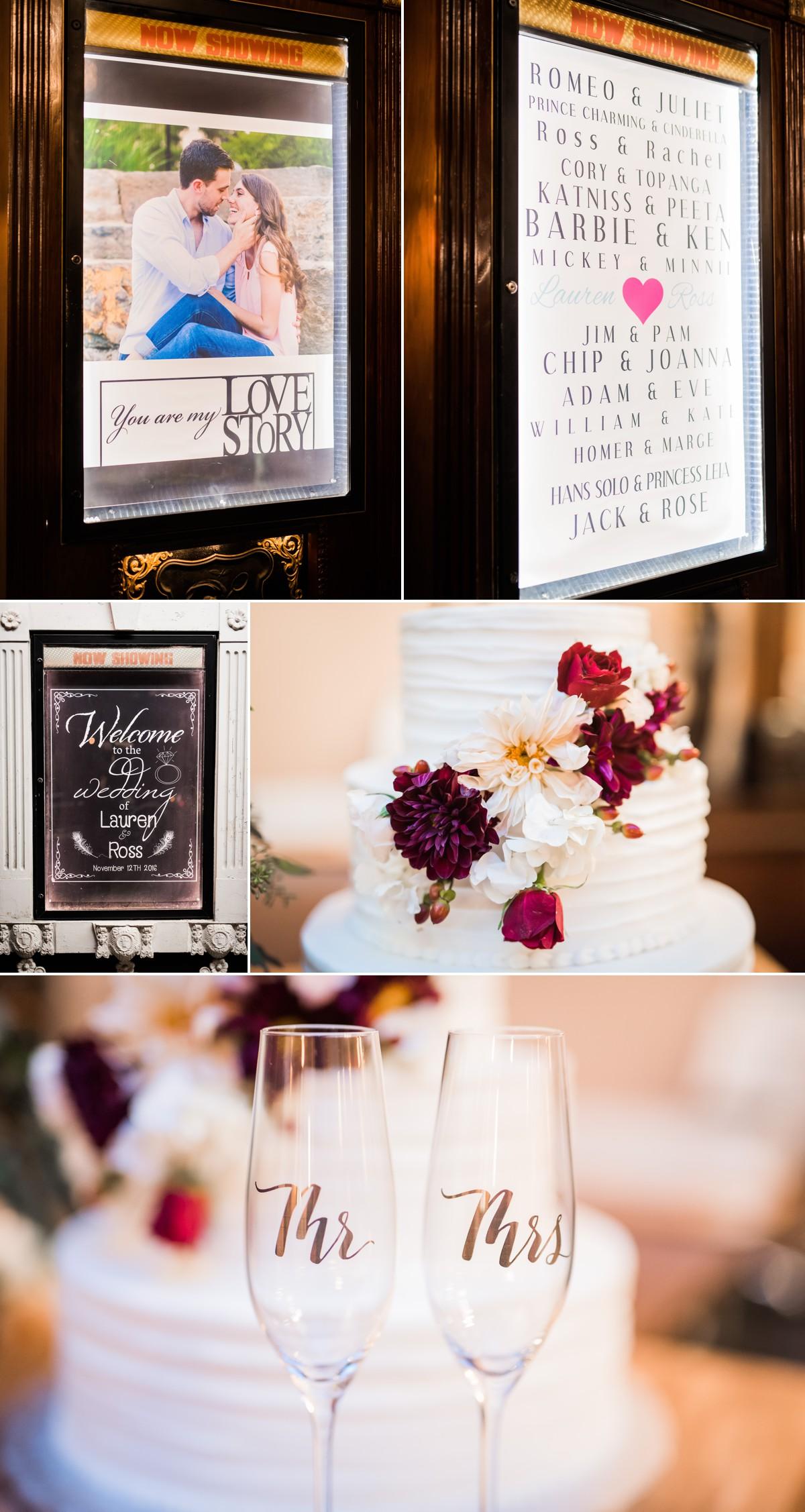 Lauren & Ross Wedding Details