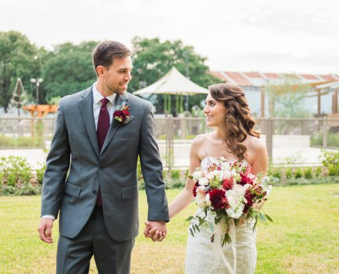Lauren-Ross Majestic Metro Wedding Portraits by Nate Messarra