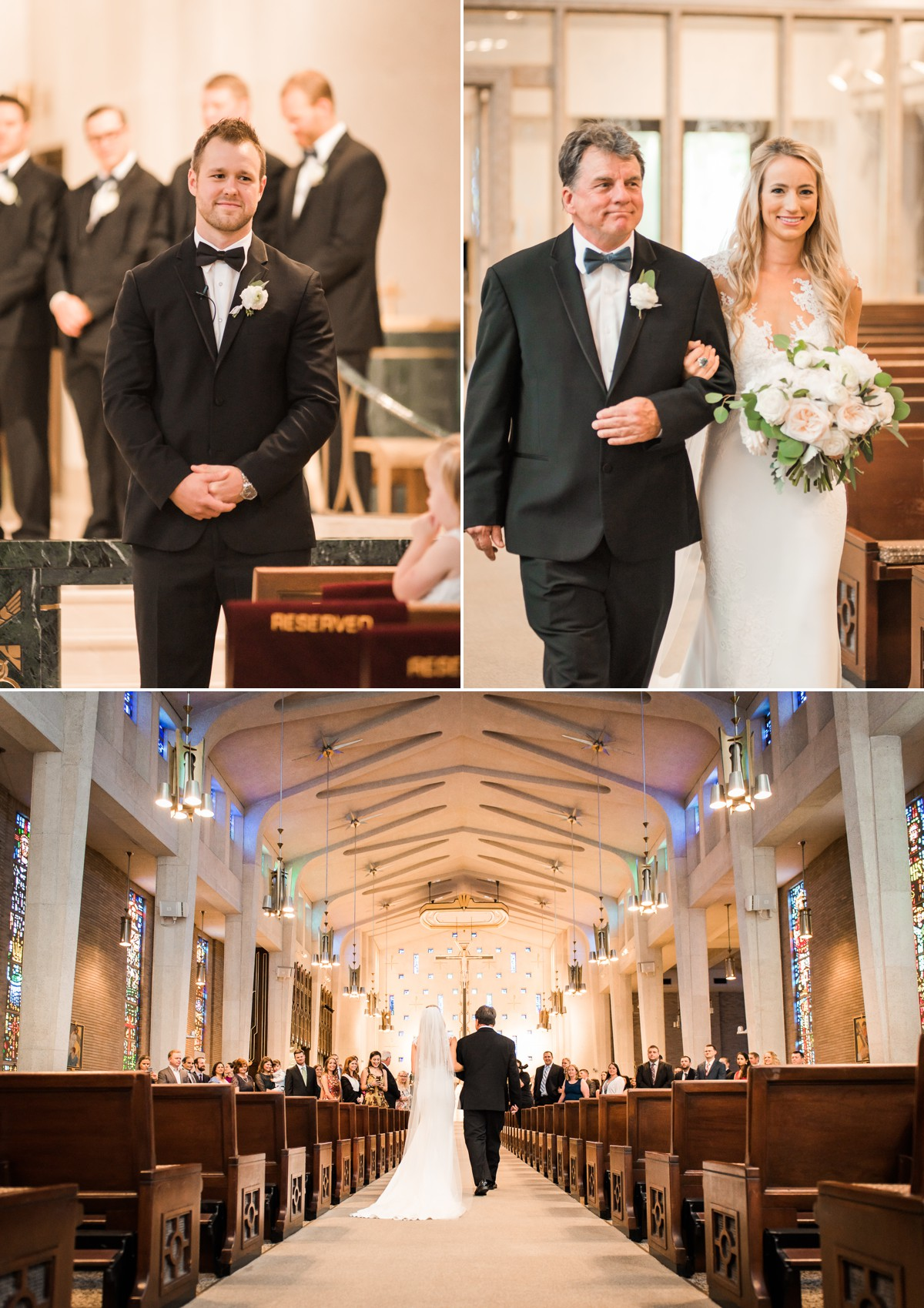 Wedding Photos of Laura & Jared by Nate Messarra