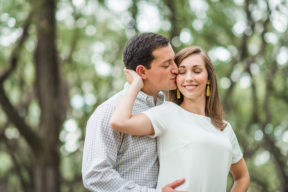 Ashley & Steven Engagement Photos by Nate Messarra