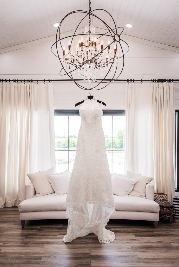 The Farmhouse Wedding Dress