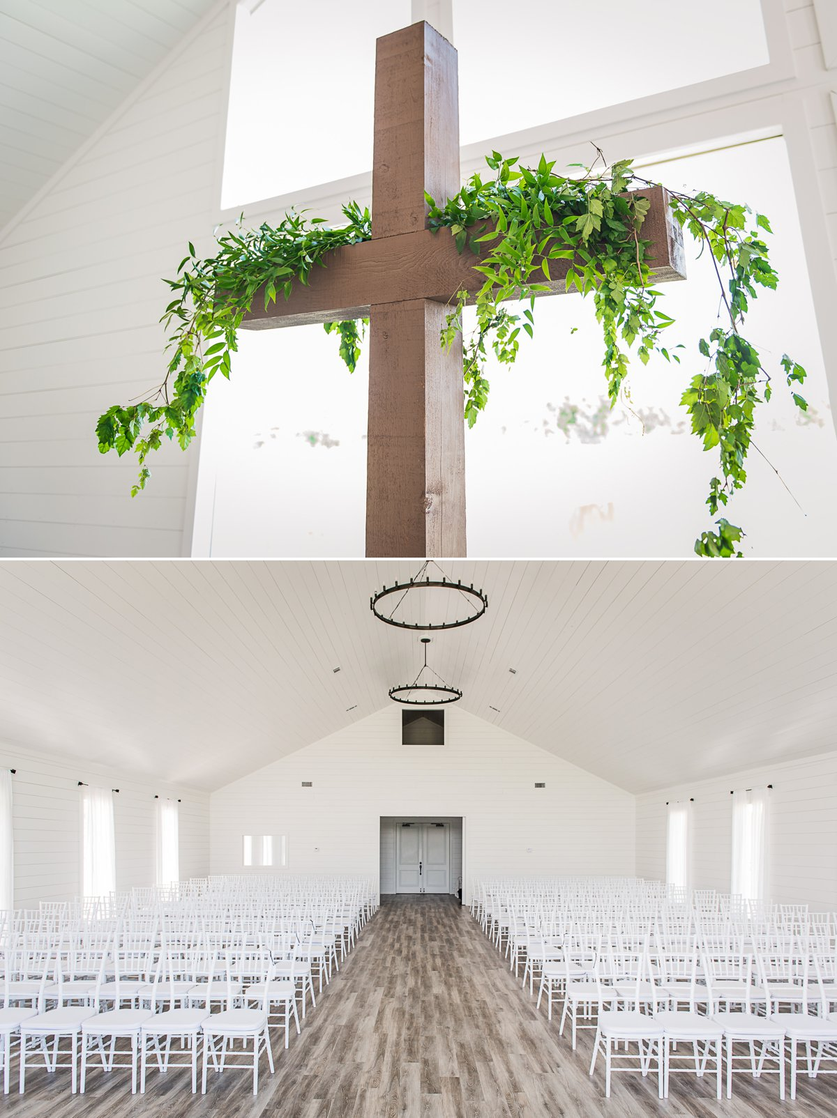 The Farmhouse Wedding Ceremony Chapel