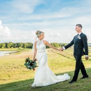 Farmhouse Wedding photo- Abbey Michael