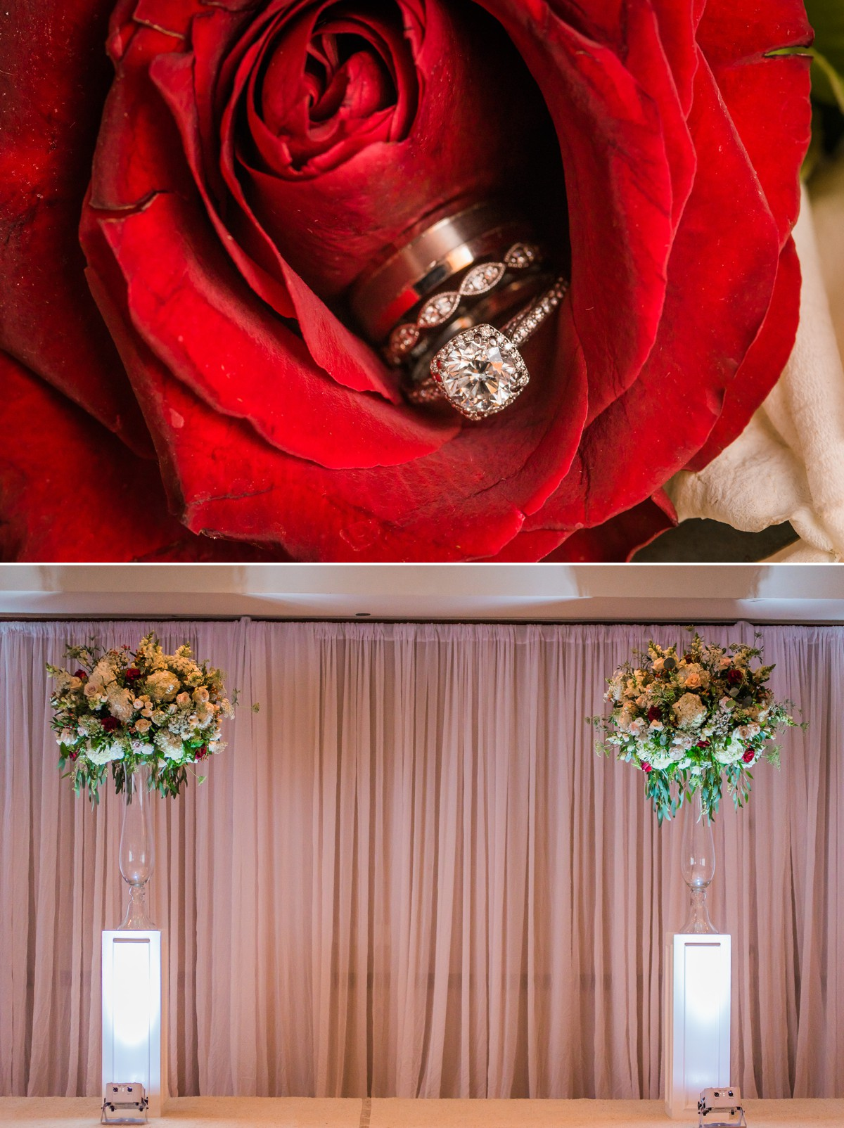 Manor House Wedding at The Houstonian Hotel Venue and Rings