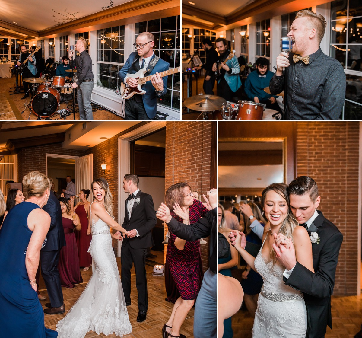 Houston Hotel Wedding Photo by Nate Messarra