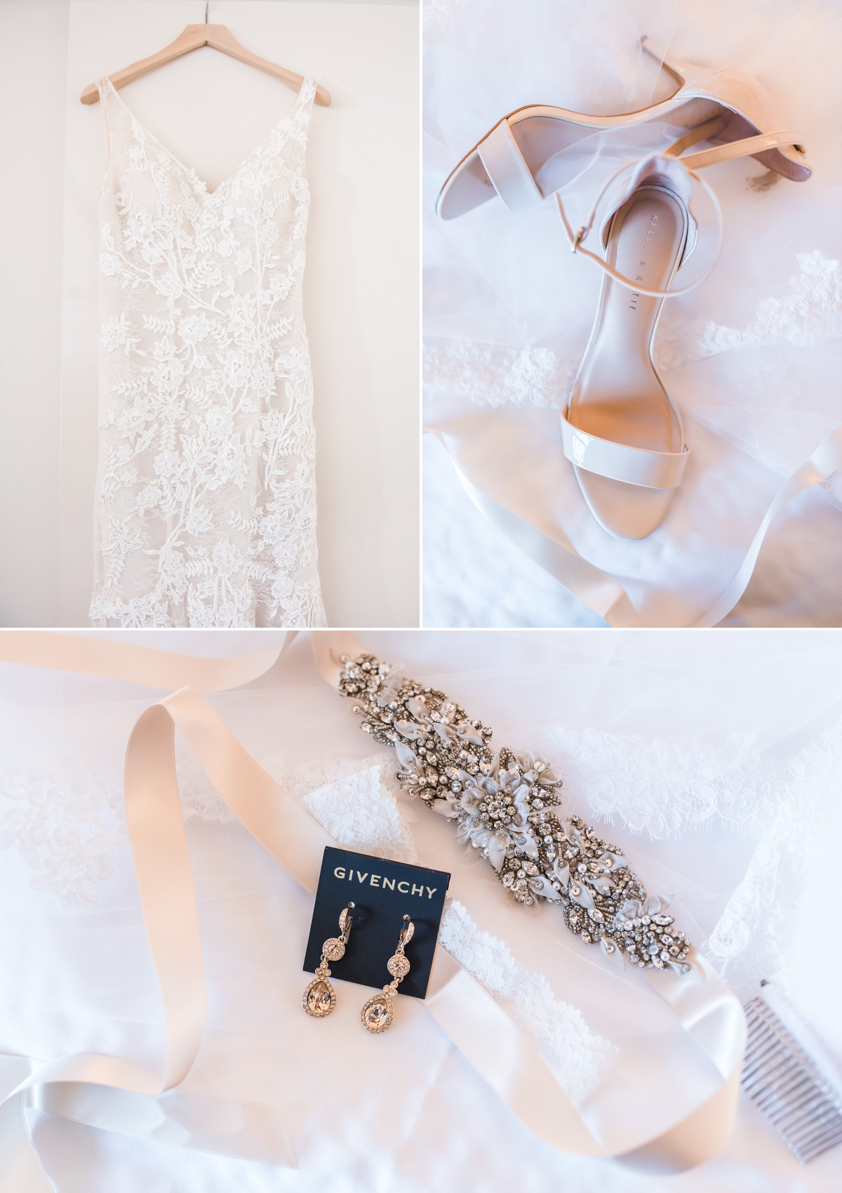 River Oaks Garden Club Wedding Bridal Details