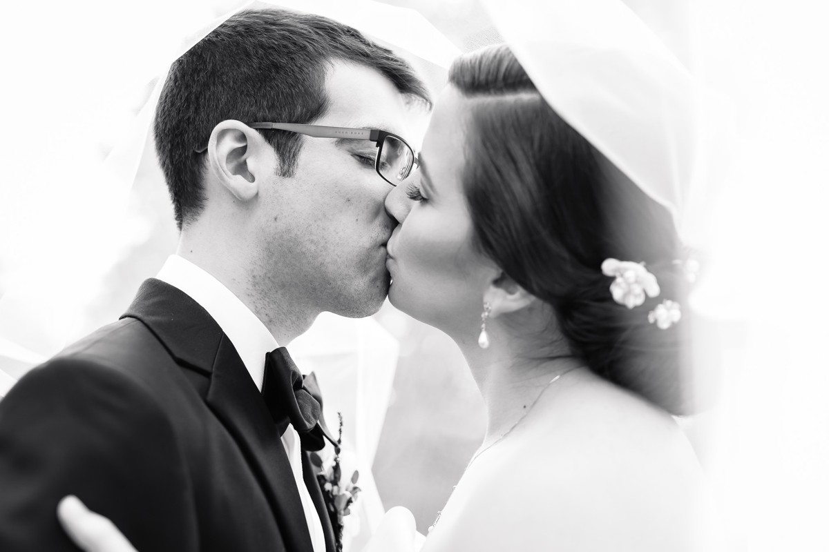 Princeton New Jersey Wedding Bride and Groom