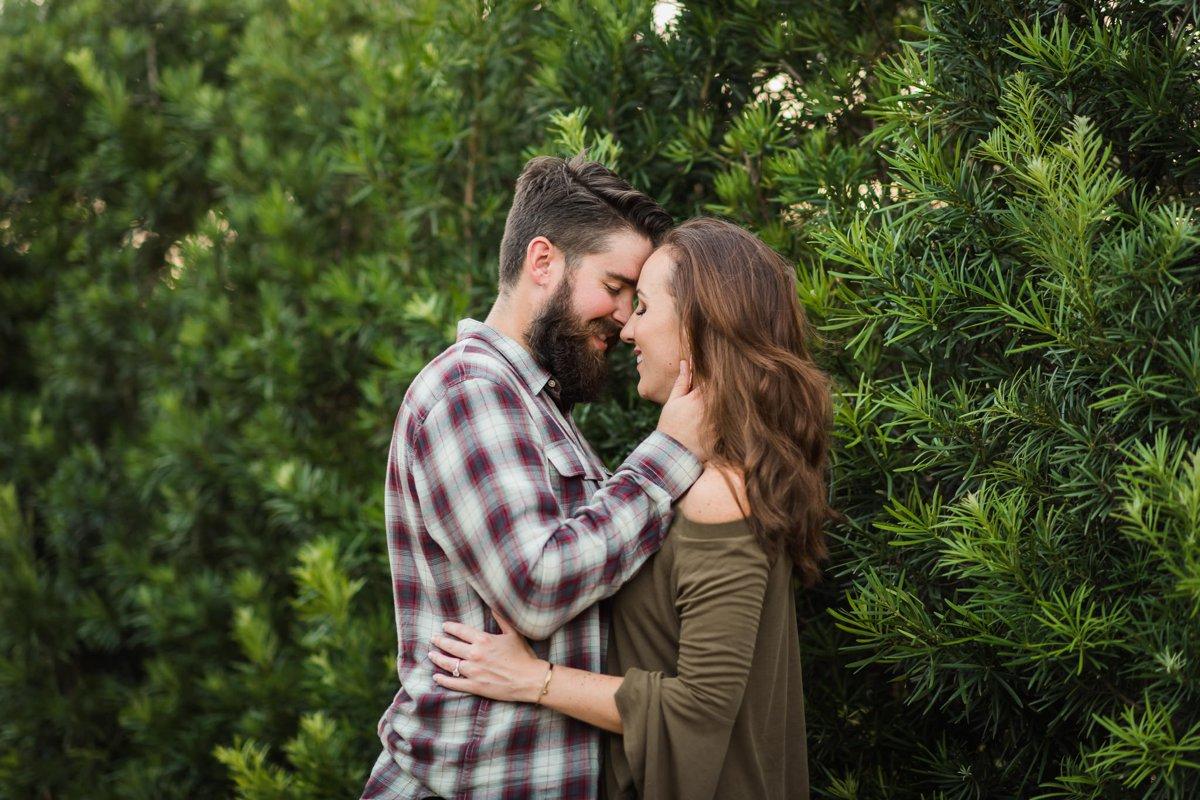 Romantic Houston Engagements Photos