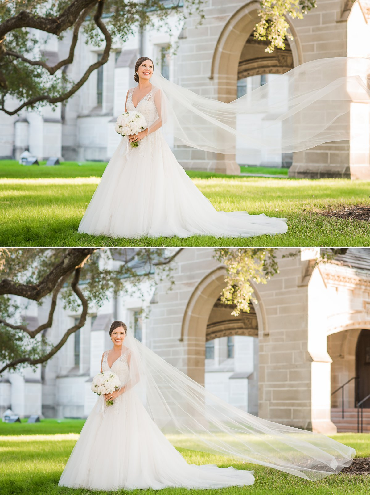 Houston-Bridal-Portraits by Nate Messarra