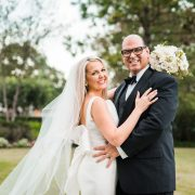River Oaks Wedding Houston Bride and Groom