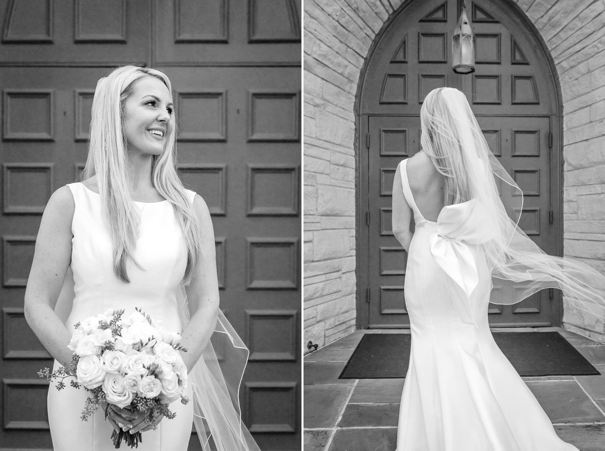 River Oaks Bride by Nate Messarra