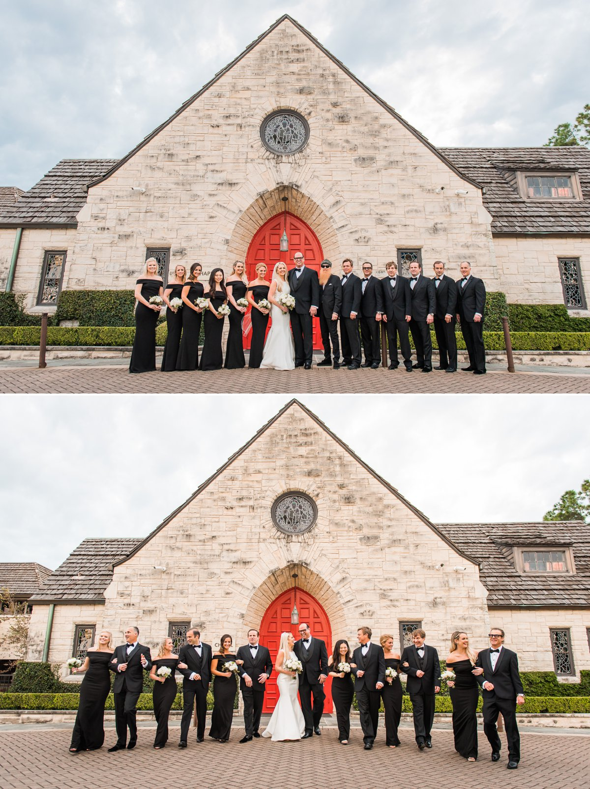 River Oaks Wedding at St. John the Divine