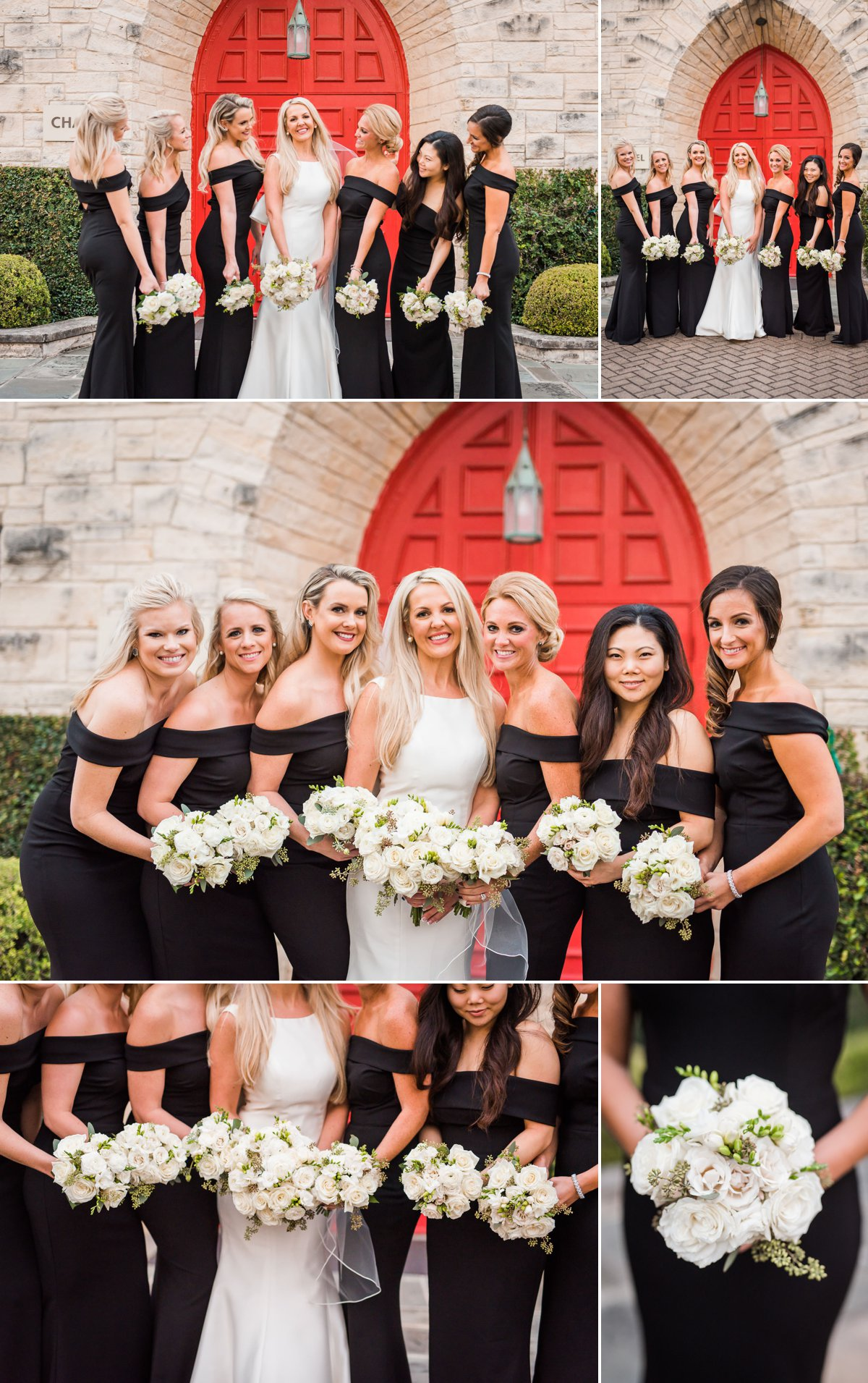 Kaitlyn River Oaks Bride Bridal photo by Nate Messarra
