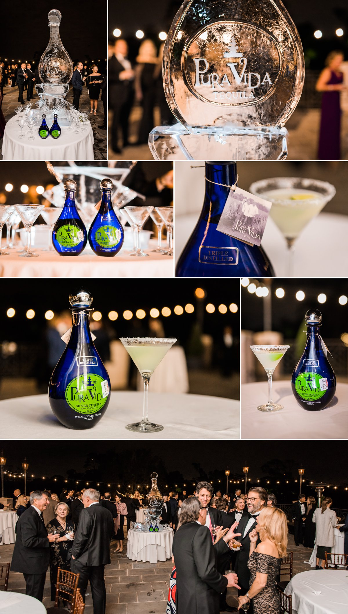 Pura Vida Tequila Wedding