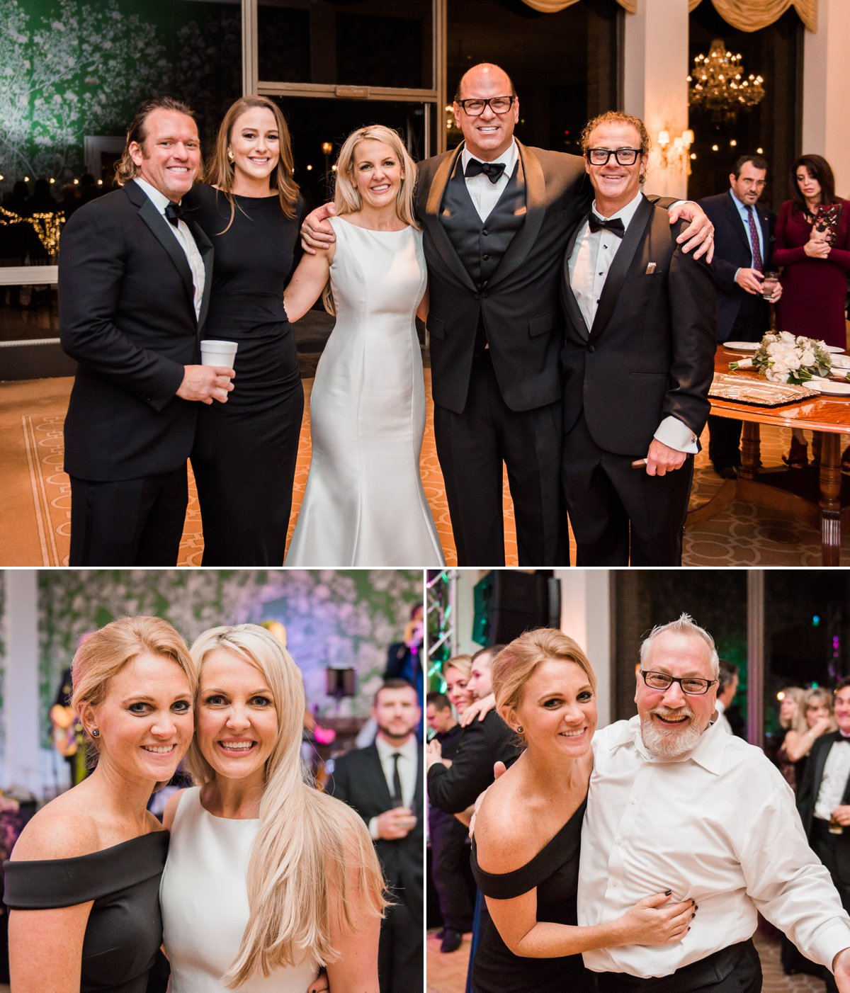 Kaitlyn-Stewart River Oaks Wedding Photography by Nate Messarra