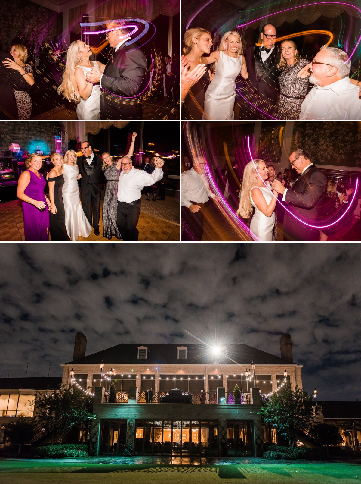 River Oaks Wedding at River Oaks Country Club