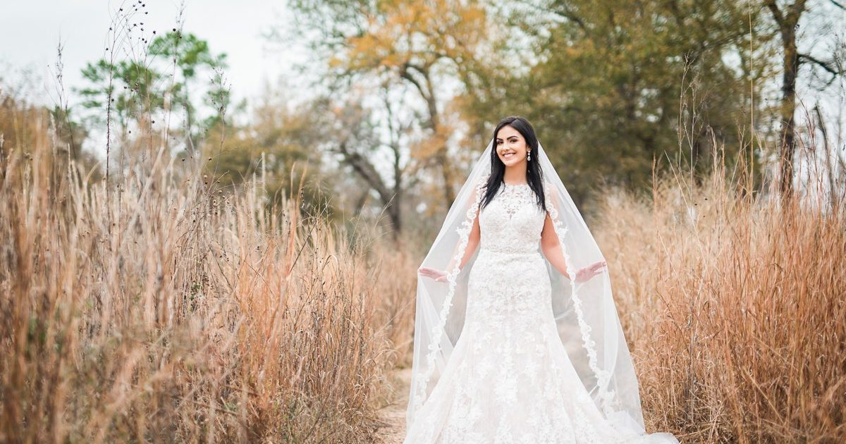 Alexis Bridal Portraits by Nate Messarra
