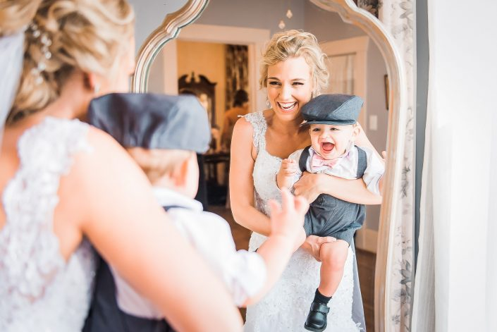 Fun Wedding Moments by Houston Wedding Photographers Nate Messarra Photography