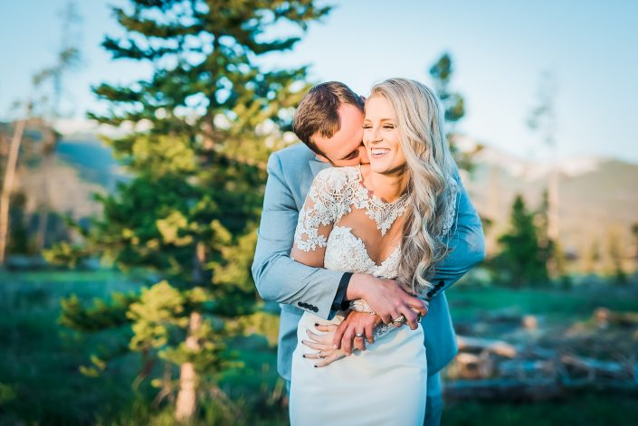 Colorado Destination Wedding by Houston Wedding Photographers Nate Messarra Photography