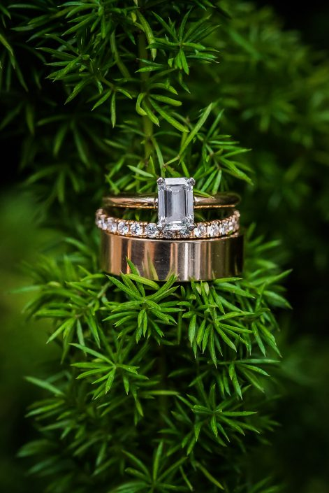Wedding Rings by Houston Wedding Photographers Nate Messarra Photography