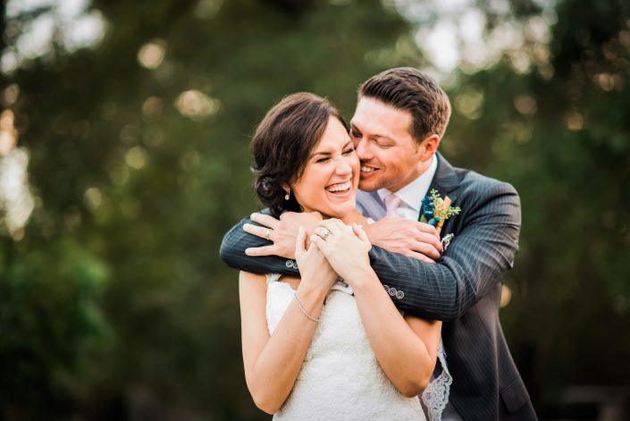 Butlers Courtyard Wedding by Houston Wedding Photographers Nate Messarra Photography