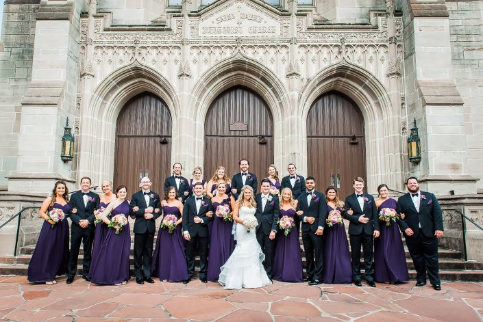 Astorian Wedding by Houston Wedding Photographers Nate Messarra Photography