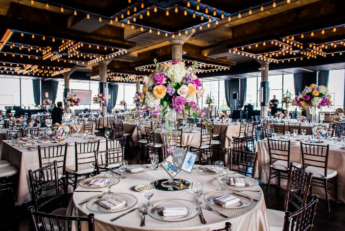 Astorian Wedding Reception by Houston Wedding Photographers Nate Messarra Photography