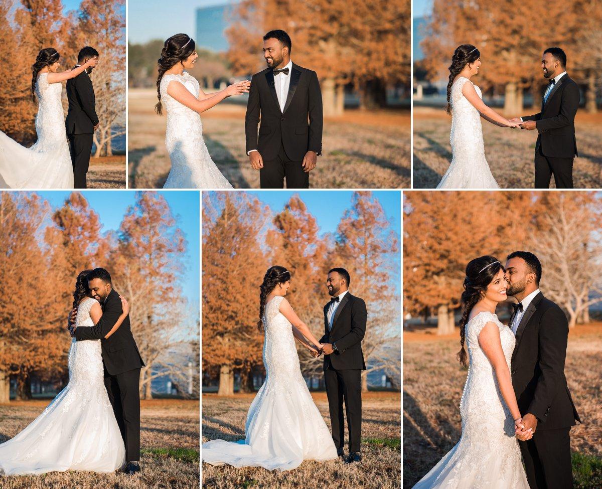 Grace-Allen Houston Wedding Photo by Nate Messarra