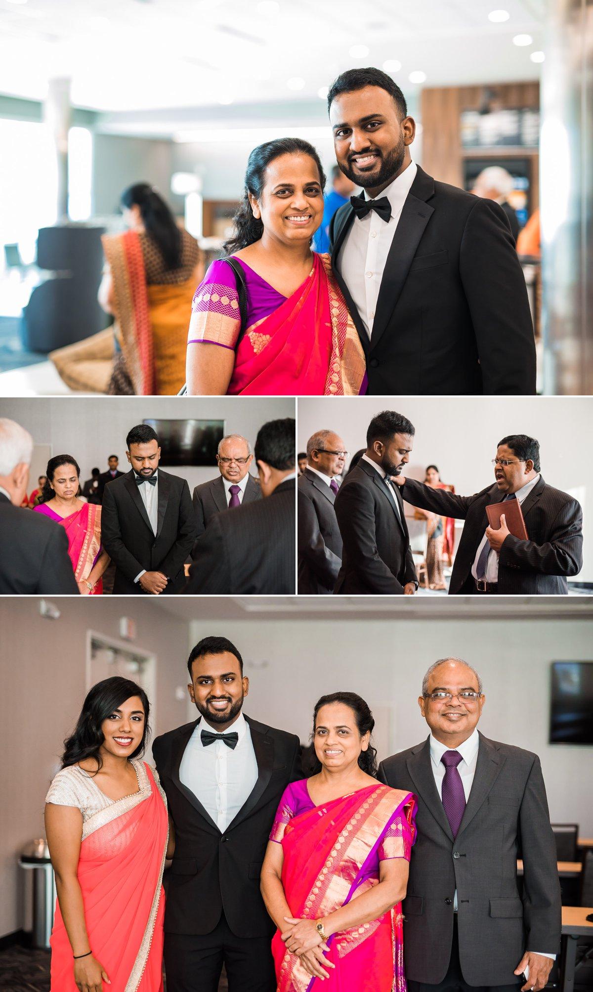 Grace & Allen Indian Wedding Photo
